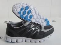 Men's plus size sport shoes wear-resistant gauze breathable running shoes 45 - 49