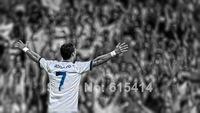 "002 Cristiano Ronaldo - Real Madrid Super Star Soccer Player  42""x24"" Poster"