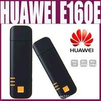 2pcs Huawei E160  3G Wireless Modem USB stick 3G Dongle data card Free shipping