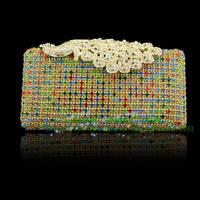 2014 Fashion Clutch HOT SELL! Women clutch bag channel bas wome purse Diamond whitepearl bag wallte messenger bags banquete 105