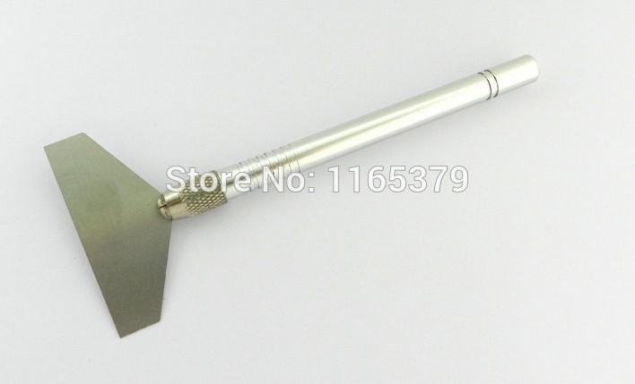 Wholesale solder mixer slicker, SMT solder paste slicker, aluminum materials, 50mm(China (Mainland))