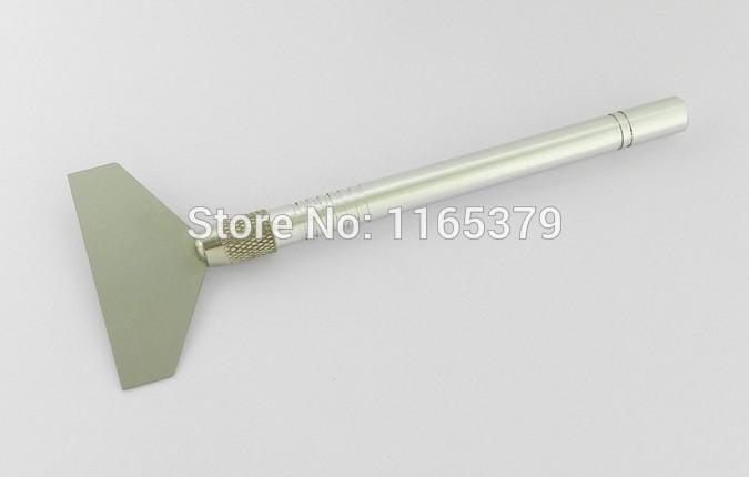 Wholesale solder mixer slicker, SMT solder paste slicker, aluminum materials, 40mm(China (Mainland))