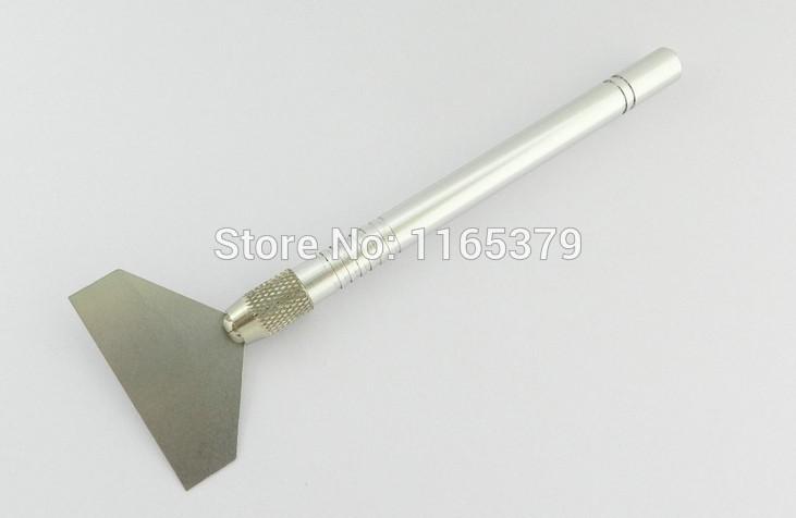Wholesale solder mixer slicker, SMT solder paste slicker, aluminum materials, 35mm(China (Mainland))