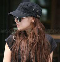 Bell Korean cotton cap cotton baseball cap hat flat cap wholesale DG0178