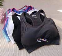 Free shipping Everlast 1912 women's sports yoga vest wireless pad  wholesales