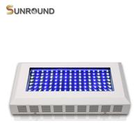 High Quality 120w Aquarium Light 3500lm Luminous Led Marine Lamp Tank Decoration 1w Chip