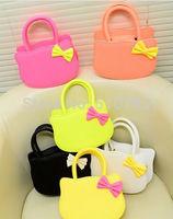 hot sell Fashion coin purse Clutch Purse Handbag Shoulder Hand Tote Bag kid children hand bag