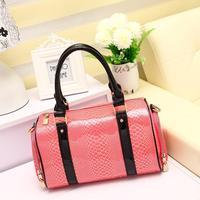 Japanese and Korean style 2014 new exclusive fashion handbags wild diagonal shoulder bag pillow pack