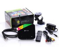 Android 4.2 CS968 TV Box RK3188 Quad Core 2G DDR3 2MP Camera Mic Bluetooth 8GB Free Shipping 1pcs