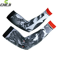 2014  New Type Cheji Cycling Arm Warmer Cycling accessories Good Quality Quick Dry Womens Bicycle  Arm Sleeve