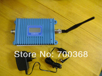 LCD Display GSM990 Mobile Phone GSM Signal Booster GSM Signal Repeater , Cell Phone Amplifier With indoor Antenna