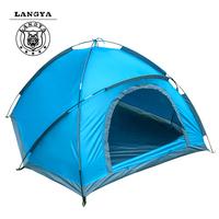 Spike outdoor tent moonlight double single tier lovers tent camping tent camping tent water-resistant
