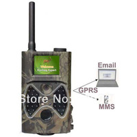 HD1080P SunTek HC-300M HD 12MP 940NM MMS/GPRS Scouting Infrared Trail Hunting camera Free Ship