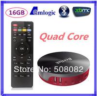 Beelink M8 MINI Android TV Box Amlogic Quad Core TV BOX PC Andriod 4.4.2 WiFi HDMI Bluetooth 2G / 16G USB 2.4G/5G OTG XBMC