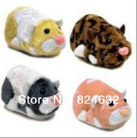 Free shipping High quality Pipsqueak hamster electronic pet toy Mouse battle hamaster pet toy for export 2pcs/lot
