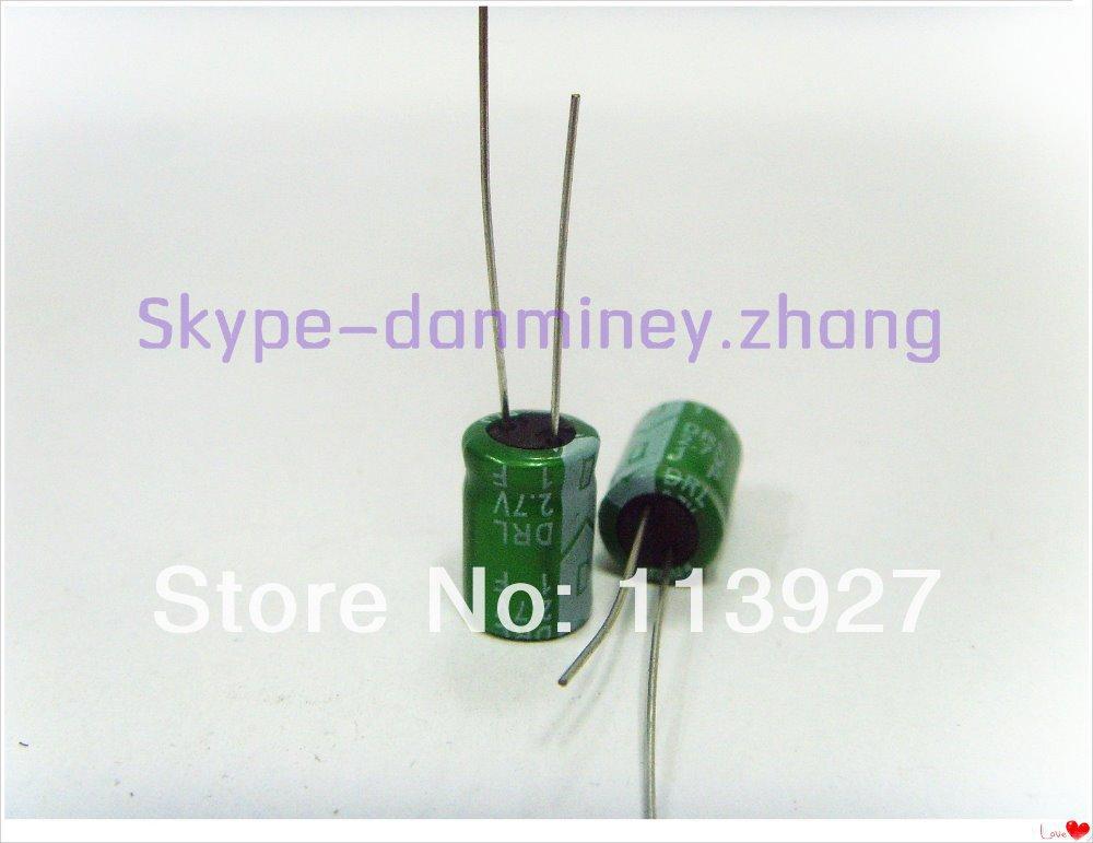 EXW 1f 2.7v super capacitor(China (Mainland))