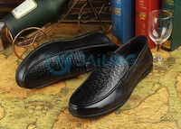2014 New Spring  Autumn Slip-On  Fashion Shoes, Men leisure  leather shoes, British Oxfords shoe  ,Free Shipping
