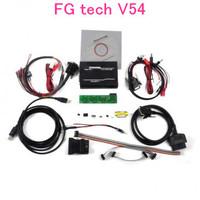 5pcs/lot FGTech Galletto Fg tech V54 BDM-TriCore-OBD With BDM Adapters