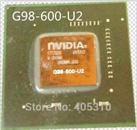 Free Shipping 2 pieces New Nvidia computer Chipset G98-600-U2 BGA Chip