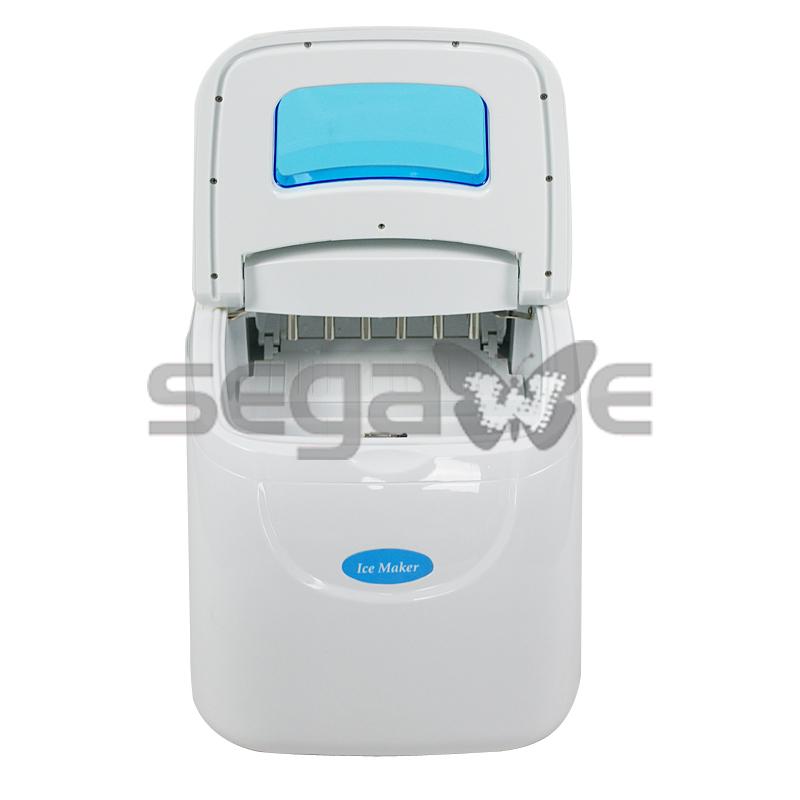 Deluxe Countertop Desk Ice Cube Maker Machine SY03 220V White(China ...