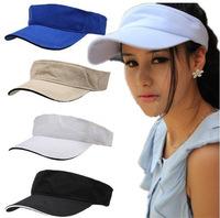 2014 summer women hat empty top hat  men and women sun hat summer hat outdoor sport caps k17 Drop Shipping