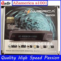 Sourth America EMS frete gratis Nagra3 Hd Receptor AZAMERICA S1001 Com SKS, IKS conta e 1080p Full HD