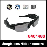 Sunglass camera mini hidden sunglasses dvr,portable Eayewear camera dvr