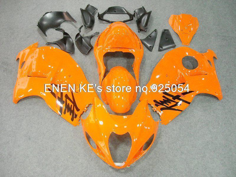 HAYABUSA Fairings 1998 GSX-R1300 Fairing Kits 2005 for Suzuki GSXR1300 Motorcycle Fairing HAYABUSA 07 - 97 KEMT(China (Mainland))