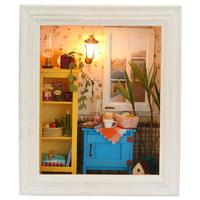 Dawnlight model diy mini house assembling toys birthday gift