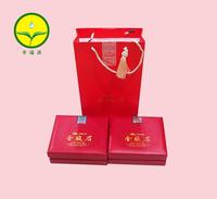 Top Class Organic tea Wuyi black tea Gold Junmei Black Tea chinese black tea 250g+Secret Gift+free shipping