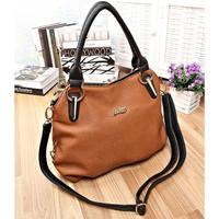 2014 new Korean version of Messenger shoulder handbags simple and stylish casual women's bag handbag retro diagonal
