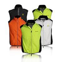 WOLFBIKE Tour de France Cycling Sportswear  Cycle Clothing Windcoat Breathable Bike Jacket Sleeveless Men Jerseys
