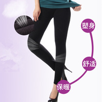 Wholesale 2014 New Arrival Leggings For Women Casual Warm Winter Black Legging Knitted Thick Slim Tights Leggings Super Elastic