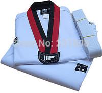 Mooto taekwondo stripe clothes myfi child adult South Korea imported MOOTO Taekwondo suitTaekwondo / Karate clothes