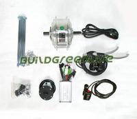 Electric bicycle  36V 250W 26inch fornt wheel driving e-bike conversion kits e-bike Motor/controller/throttle/brake/PAS