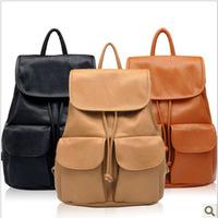 Summer 2014 new Korean fashion pu leather shoulder bag casual handbag factory outlets