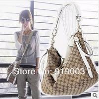 2014 Hot sale free shipping women's shoulder bag,lady handbags,canvas bag,1 pcs wholesale,multy color available.TB37