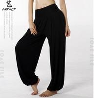Yoga clothes yoga trousers bloomers dance clothes bamboo fibre yoga pants loose pants sports pants