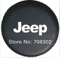 "Free shipping Jeep  spare tire cover custom off-road 14 ""15"" 16 ""17"" PVC spare wheel cover for Cherokee BJ213 BJ2020 VJ"