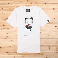 free shipping Hi 14 100% print o-neck short-sleeve cotton belt
