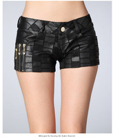 Free shipping 2014 New Spring Large Size Denim Shorts Fashion Ladies Sexy wear Hole Jean Shorts Women Pants NZDK18