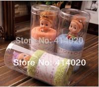 2014 Sale Real Blue Red Children Gift 30*30cm for Barbie Doll Cake Towel Kindergarten Kids Adorable Decoration Cutely Giveaway