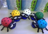 Free Shipping!New Fashion Bettle Portable Mini Speaker,TF Card Speaker,Factory Direct Sale,1pcs/lot