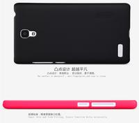 Original Hard Matte Plastic Case Skin Back Cover for xiaomi Redmi NOTE case/RED RICE NOTE CASE/HONGMI NOTE +Screen Protector