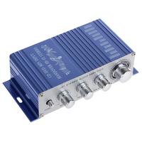 CD / DVD / MP3 Input Hi-Fi Car Stereo Audio Amplifier