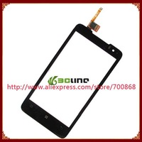 100% Guarantee For Lenovo P770 Touch Screen Digitizer Free Shipping Blue \ Black Color