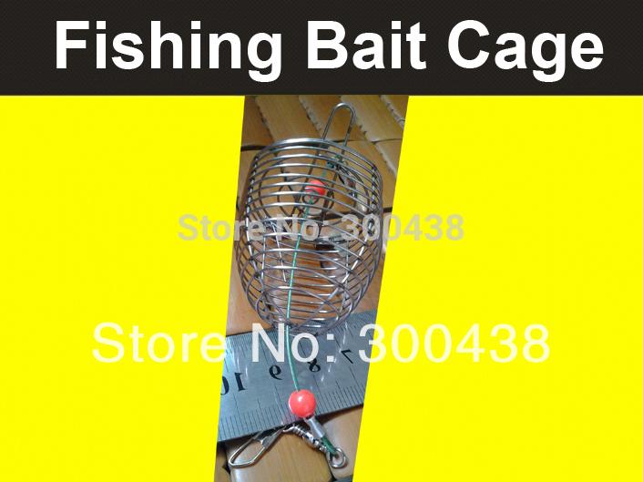 free shipping boat fishing bait cage banjo minnow depth sounder/ Tackle Box 5pcs(China (Mainland))