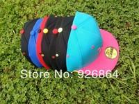 2014 Korean fashion casual NY hip hop cap adjustable baseball cap flat-brimmed hat parent-child hat