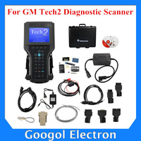 GM Tech2 GM Tech 2 Diagnostic Scanner with Candi Interface for GM/OPEL/SAAB/ISUZU/SUZUKI/HOLDEN GM Tech2 Diagnostic Tool BY DHL