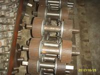 KL150 series wood pellet machine 6mm die